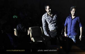 گزارش تصویری متن و حاشیه های کنسرت محسن یگانه - 1