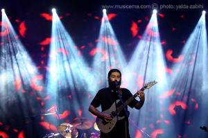 گزارش تصویری از کنسرت فرشید اعرابی در برج میلاد - 1