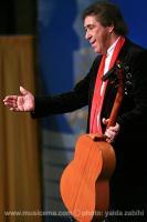 گزارش تصویری اختصاصی «موسیقی ما» از اجرای خوان مارتین در تالار وزارت کشور - 1