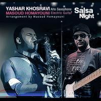قطعه Salsa Night از مسعود همایونی و یاشار خسروی