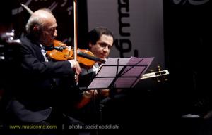 گزارش تصویری از کنسرت همایون خرم با مهمانان ویژه اش - 2