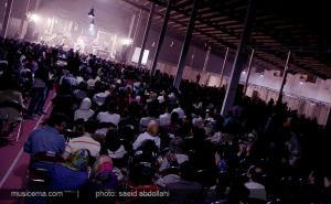 گزارش تصویری از کنسرت سیروان خسروی در سنندج - 1
