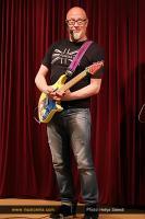 مسترکلاس گیتار کریستف گودن - 7خرداد 1395