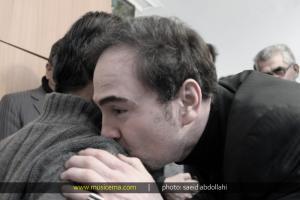 دیدار خوانندگان موسیقی پاپ با جانبازان - 3 دی 1392