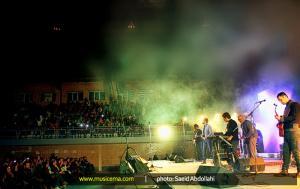 کنسرت بنیامین در زاهدان - دی 1393