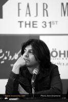 نشست خبری کاوه یغمایی - بهمن 1394