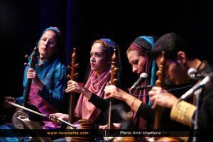 کنسرت گروه قمر (نوید دهقان و حمیدرضا نوربخش) - مرداد 1394
