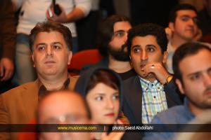 مراسم رونمایی از آلبوم «دخت پریوار» - اثر مهیار علیزاده و علیرضا قربانی