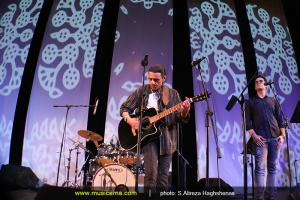 اجرای شهریار مسرور - بهمن 1394 (جشنواره موسیقی فجر)