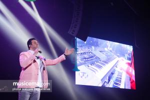 کنسرت امید حاجیلی - تیر 1396