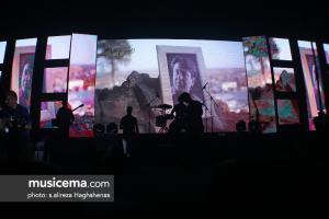 کنسرت سینا شعبانخانی - مرداد 1396