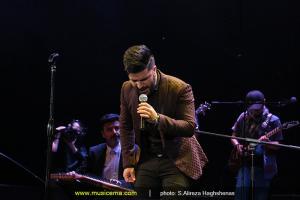 کنسرت مجید خراطها - دی 1394