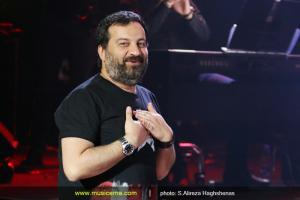 کنسرت سینا حجازی - مهر 1394