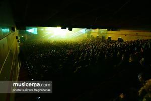کنسرت بنیامین بهادری - 5 دی 1395