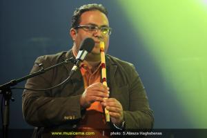 کنسرت امید حاجیلی - مهر 1394