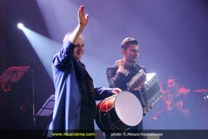 کنسرت امید حاجیلی - شهریور 1394