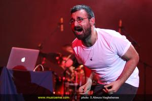 کنسرت گروه چارتار - بهمن ۱۳۹۴ (جشنواره موسیقی فجر)