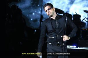 کنسرت بابک جهانبخش - خرداد 1394
