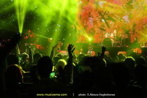 کنسرت حامی - دی 1394