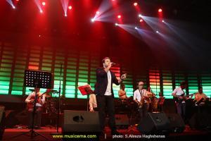 کنسرت علی عبدالمالکی - خرداد 1394