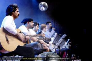 کنسرت امیر یگانه - 29 دی 1392