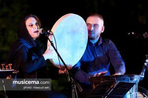 اجرای گروه کامکارها در فستیوال بارانا - 21 مرداد 1395