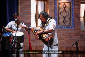- سومین جشن سالانه موسیقی ما (مهر 1394)