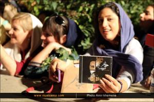 مراسم رونمایی از آلبوم «جاده میرقصد» (گروه چارتار) - شهریور 1394