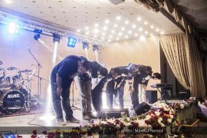 کنسرت چارتار - بندر انزلی (بهمن 1393)