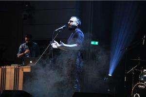 کنسرت گروه چارتار - کیش (بهمن 1393)