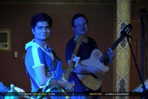 کنسرت مهدی احمدوند (گچساران) - اردیبهشت 1394