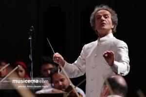 اجرای ارکستر سمفونیک تهران برای کودکان - مرداد 1396