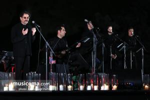 کنسرت استاد شهرام ناظری و حافظ ناظری - 9 شهریور 1396