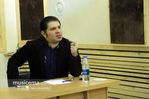 کارگاه ترانه افشین مقدم و زهرا عاملی - 30 مهر 1395