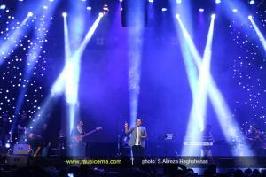 کنسرت علی عبدالمالکی - 20 اردیبهشت 1395