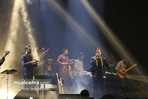 کنسرت علی عبدالمالکی - 31 تیر 1395