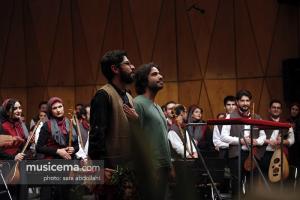 کنسرت علی قمصری و ارکستر موج نو - 6 بهمن 1395