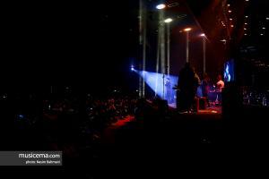 کنسرت علی یاسینی در سی و پنجمین جشنواره موسیقی فجر - 24 بهمن 1398