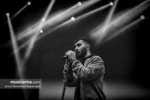 کنسرت علی یاسینی در تهران - 29 آبان 1398