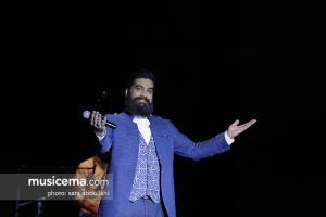 کنسرت علی زندوکیلی - 18 اردیبهشت 1396