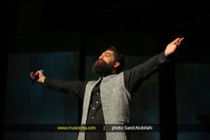 کنسرت علی زند وکیلی - دی 1394