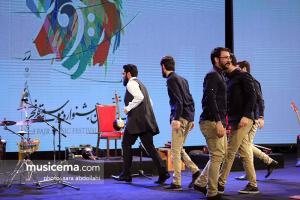 کنسرت علی زند وکیلی - سی و سومین جشنواره موسیقی فجر - 20 دی 1396