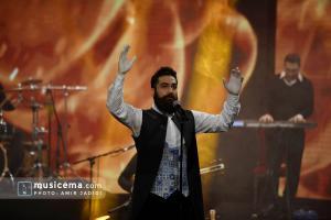کنسرت آنلاین علی زند وکیلی - 21 فروردین 1399