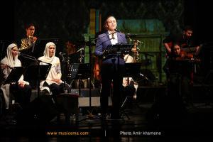 کنسرت دخت پری وار - خرداد 1395