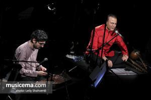 کنسرت «فروغ» علیرضا قربانی - تیر 1396