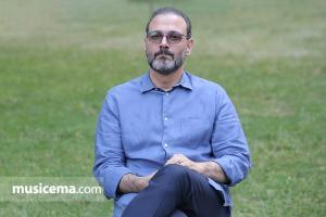 گفتوگو با علیرضا قربانی در حاشیه کنسرت «با من بخوان» - تیر 1398