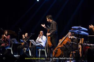کنسرت علیرضا قربانی در شیراز - خرداد 1395