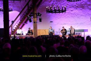 اجرای علیرضا قربانی در فستیوال لنزبورگ سوئیس - 25 خرداد 1394