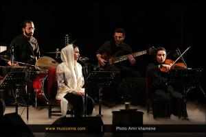 کنسرت «دخت پری وار» علیرضا قربانی - تیر 1395