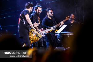 اولین کنسرت علیرضا پویا در تهران - 11 دی 1398